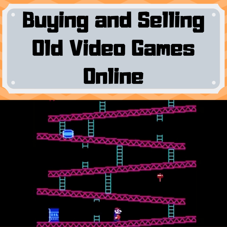 DKOldies Review: Buy and Sell Video Games Online for Cash