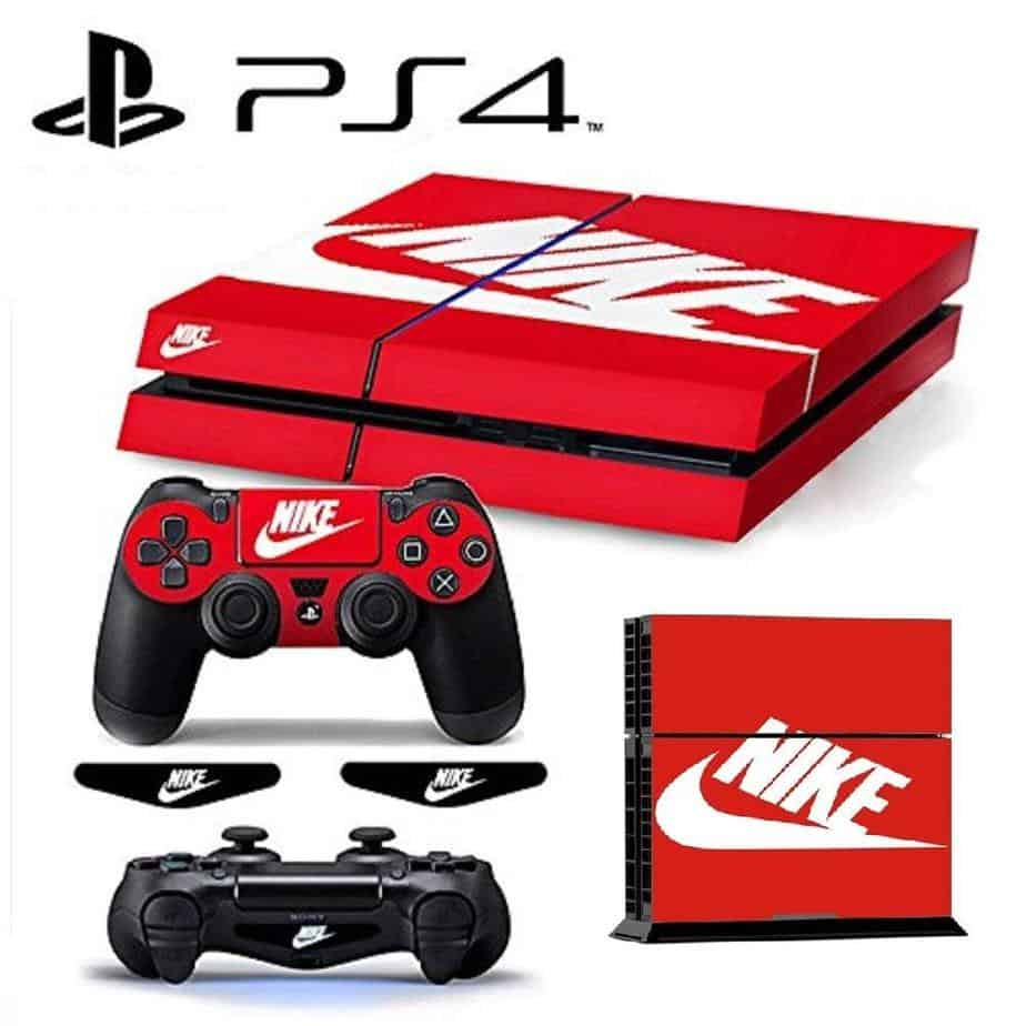 custom ps4 and ps4 pro shell kit