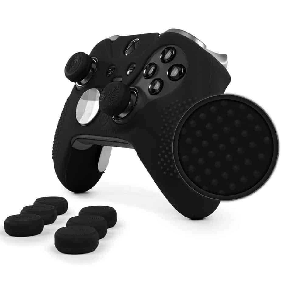 xbox one elite controller shell with thumb grips