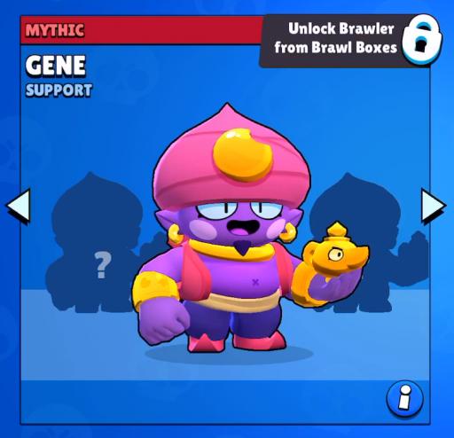 new brawler gene