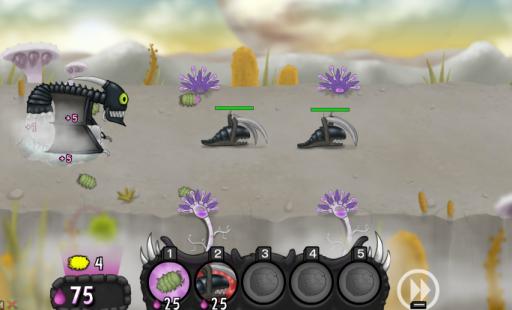 Swarm Queen game