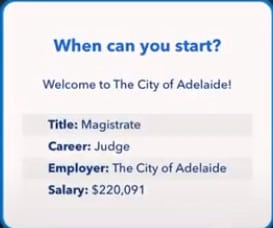 becoming a judge in bitlife