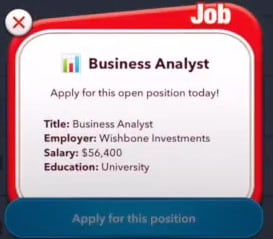 become bitlife ceo corporate job