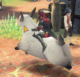 aura kingdom 2 goat mount